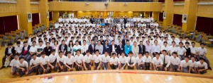 Group Photos of Ying Wa College Mentorship Scheme cum Career Day 2014
