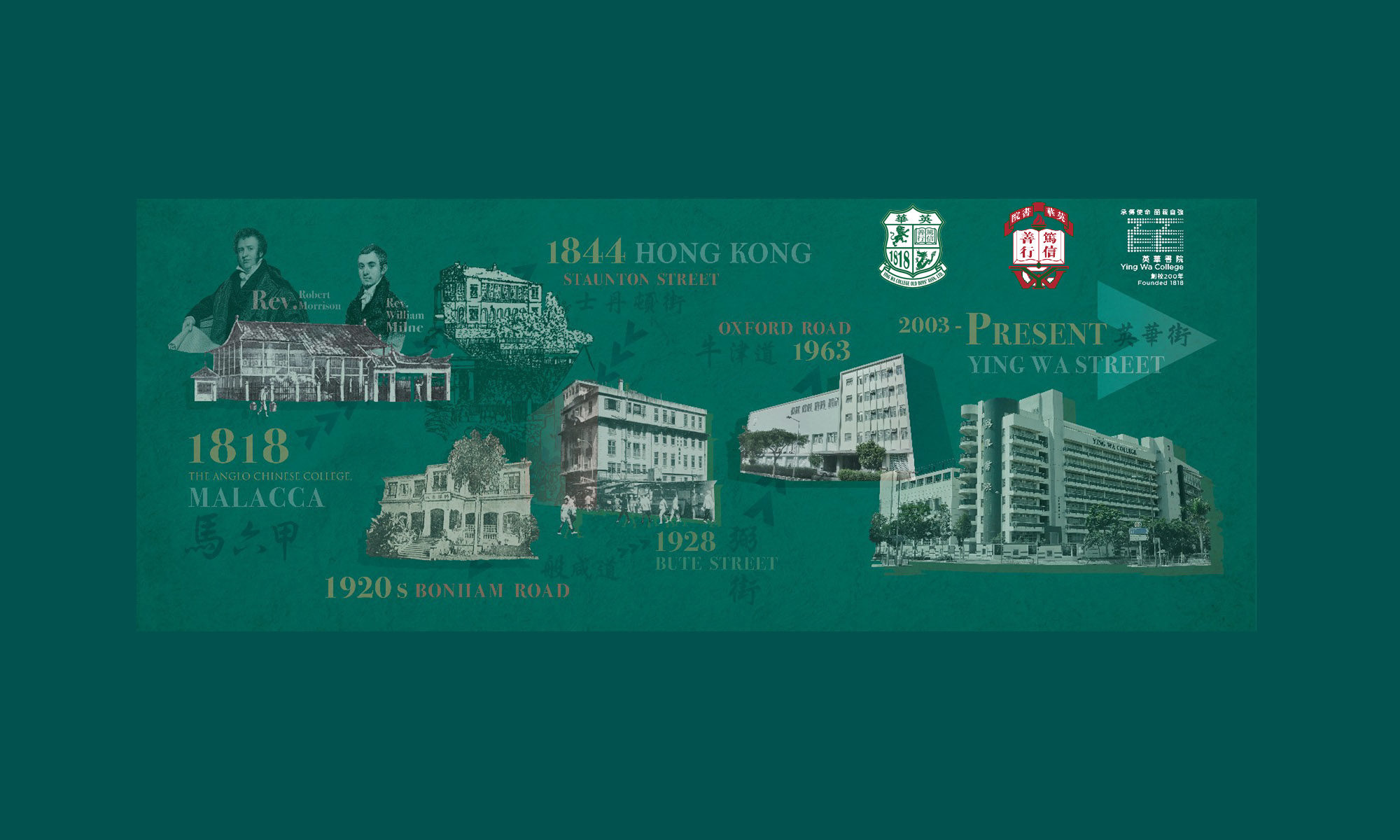 Ying Wa College Old Boys' Association