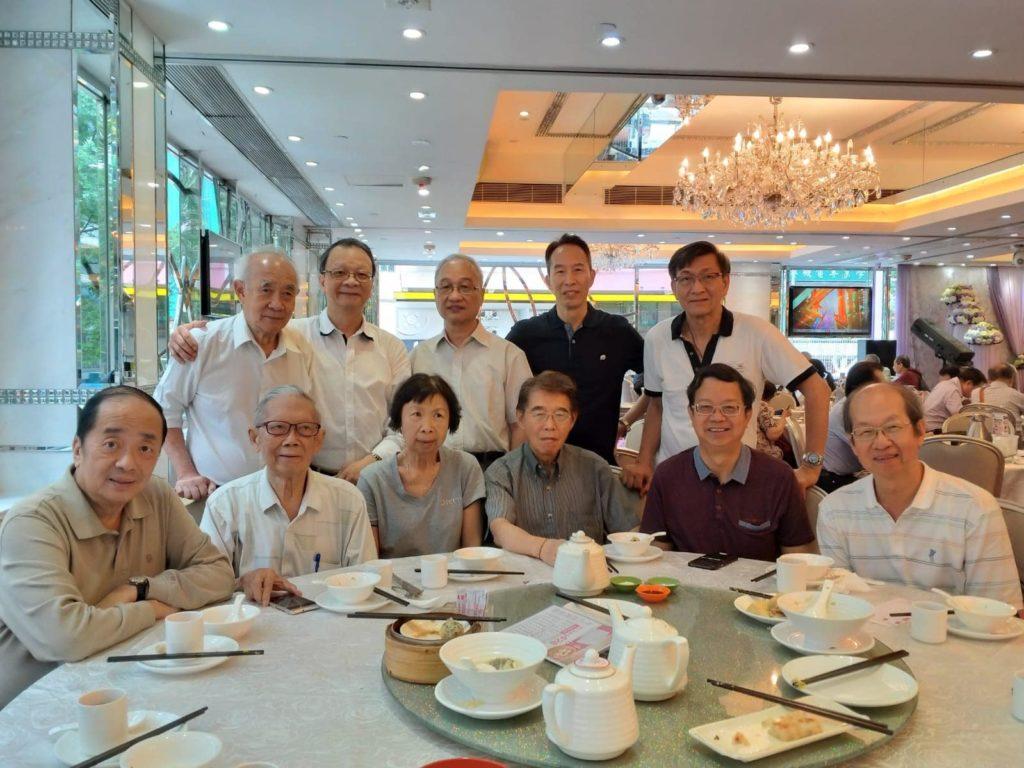 退休老師茶聚(6/2019)